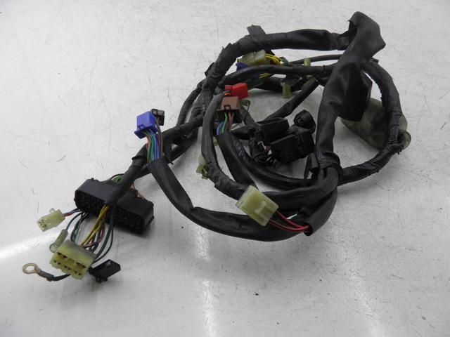 Schema Elettrico Honda Hornet : Impianto elettrico honda cb f hornet